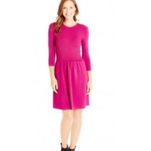 NWT J. McLaughlin Glory ribbed fit and flare dress